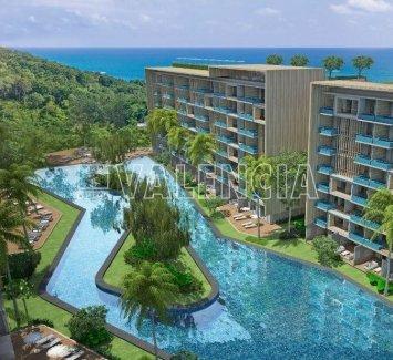 Пятизвездочный комплекс на пляже Paradise