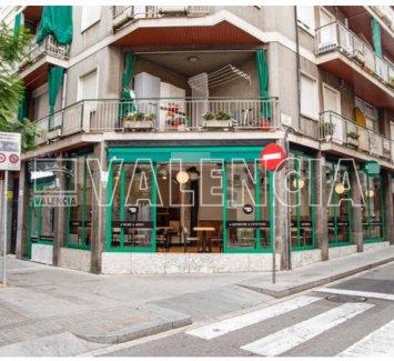 Помещение с арендатором в Барселоне
