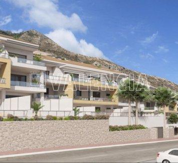 Новые квартиры в Бенальмадене