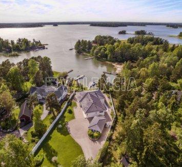 Дом в пригороде Хельсинки