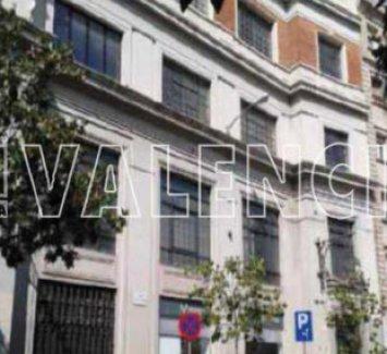 Здание в Барселоне
