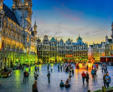 Отель в Брюсселе