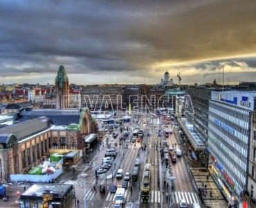 2 помещения в центре Хельсинки