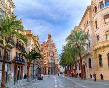 Хостел в Валенсии