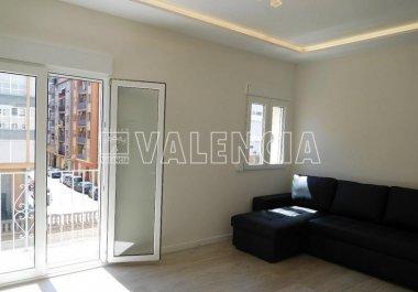 Квартира после ремонта в Валенсии