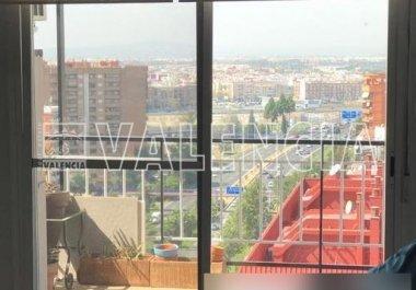 Квартира в Валенсии на Av. del Cid