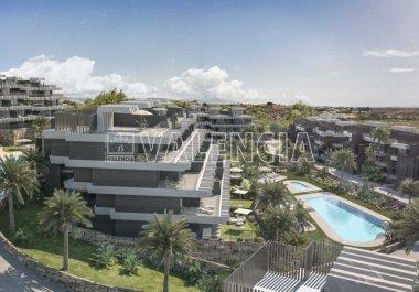 Новые квартиры в Estepona