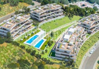 Новые квартиры в Эстепоне