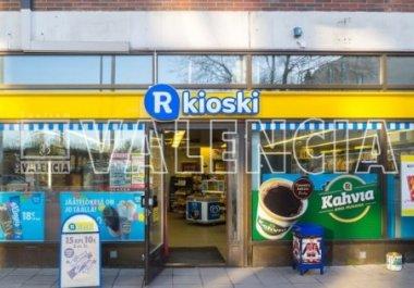 Магазин в Хельсинки