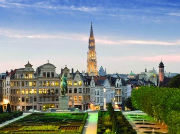 Брюссель и пригород