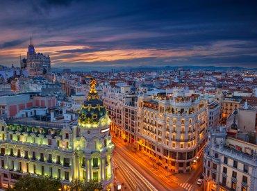 Недвижимость Мадрид