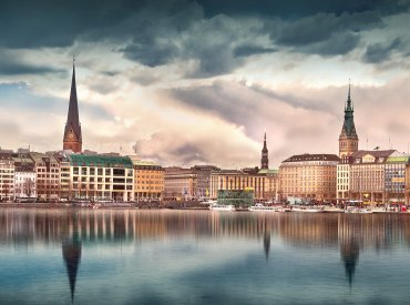 Недвижимость Гамбург