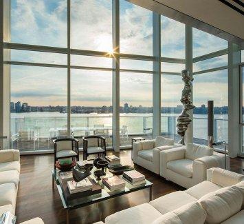 Падение продаж недвижимости на Манхэттене