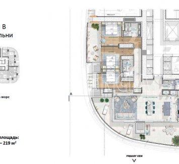 Уникальный проект в центре Лимассола