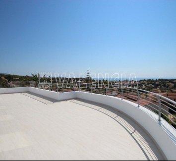 Современная вилла в урбанизации Gran Sol, Calpe