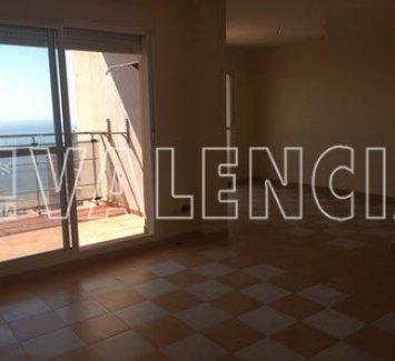 Квартира с видом на море в Бенидорме