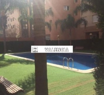 Квартира в Валенсии,район Rascanya