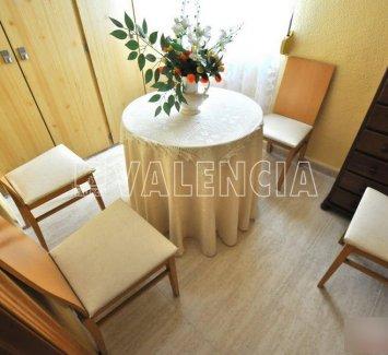 Квартира рядом с пляжем,в Валенсии
