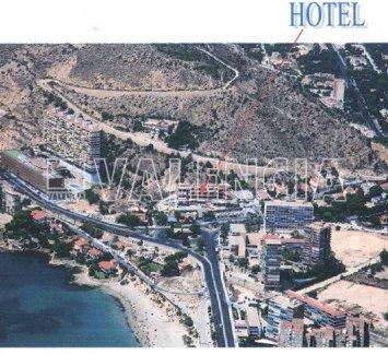 Отель в Аликанте