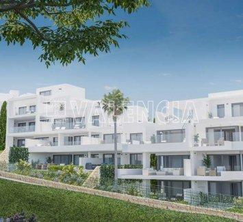 Новая квартира в Эстепона Гольф