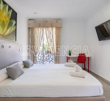 Отель в Малаге