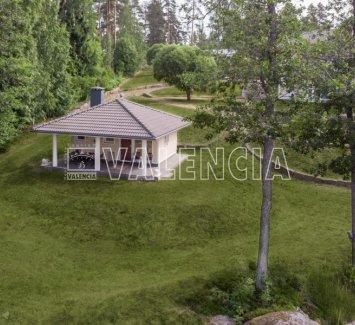 Дом на озере Кивиярви