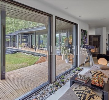 Дом в Финляндии