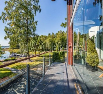 Дом на море в Хельсинки