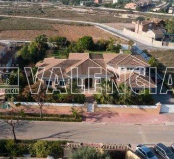 Дом в пригороде Валенсии