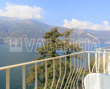 Вилла с видом на озеро Комо