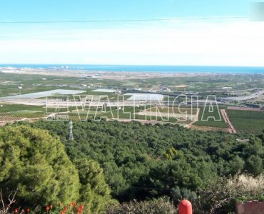 Вилла с видом на море в Monte Picayo