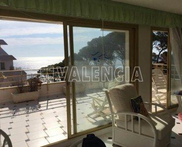 Квартира в Сагаро с видом на море