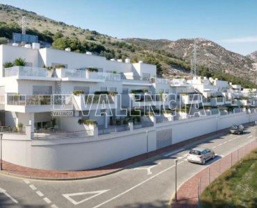 Новые квартиры с видом на море и горы